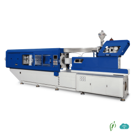 PET Preform Injection Molding Machine with 4 Cavity Mold