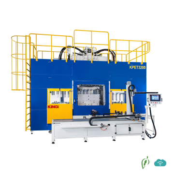PET Preform Injection Molding Machine with 8+8 Cavity Mold