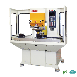 C Type Shuttle Table Low Pressure Molding Machine
